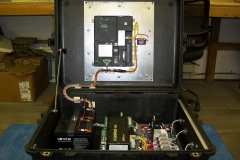 Meter Prover Portable Test Case. This device test turbine meters and control logic